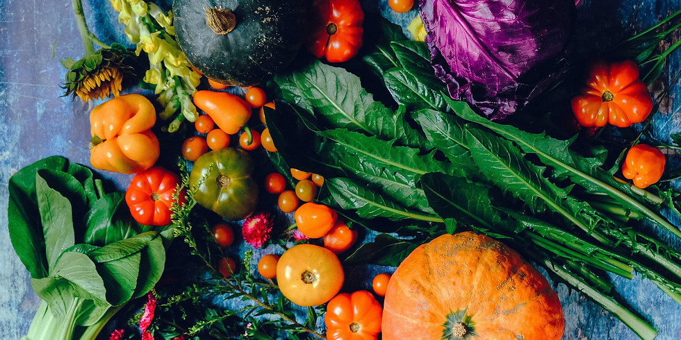 Harvesting & Crop Storage *in-person*