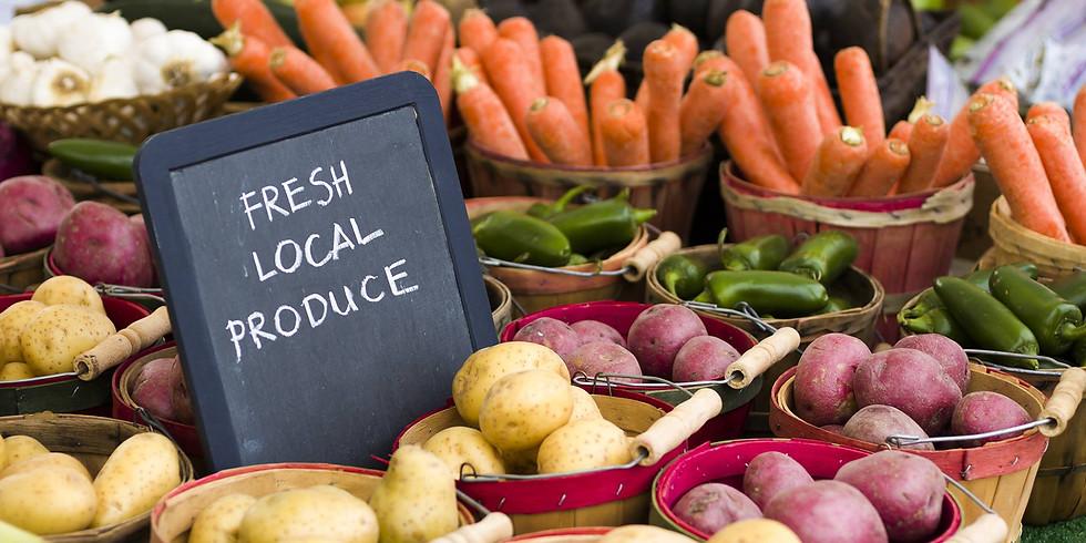 Local Foods Popup Market