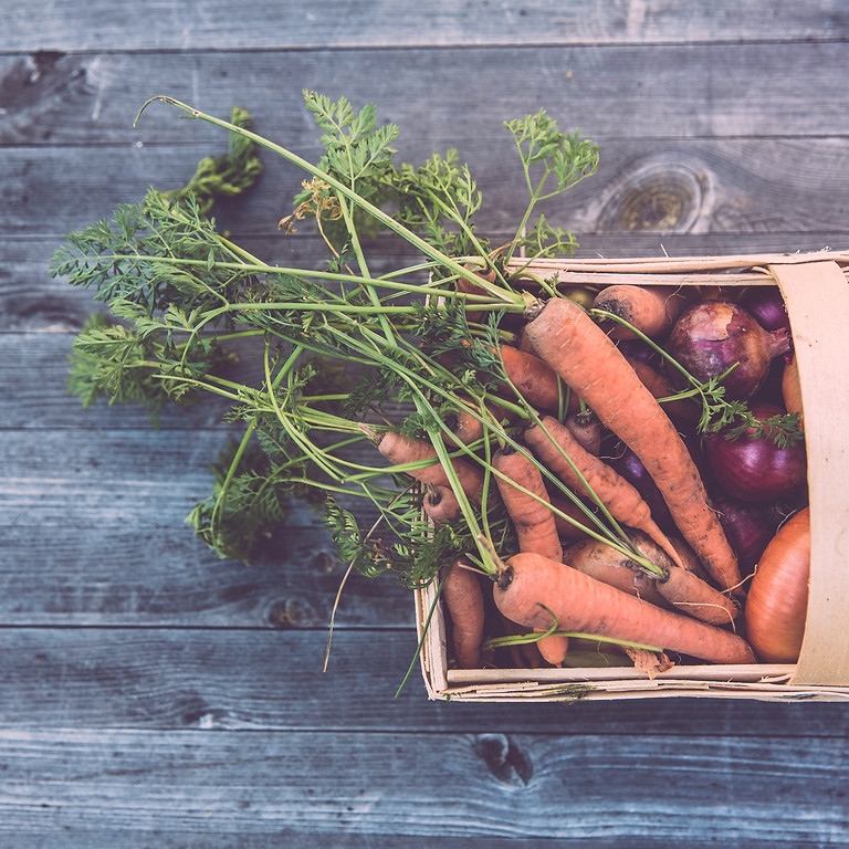 Meal Planning with Your Harvest