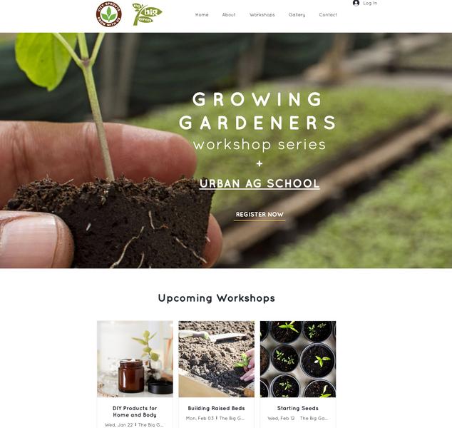 Growing Gardeners