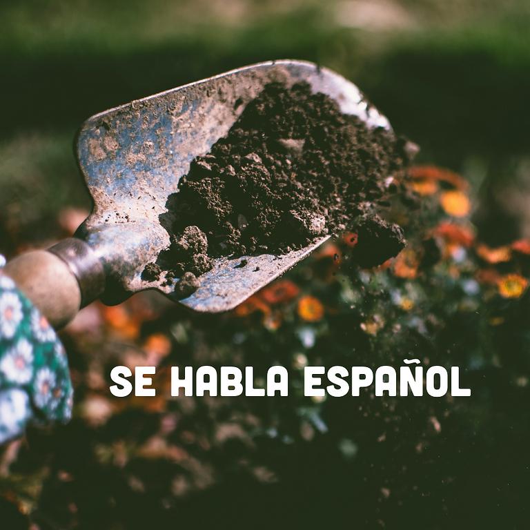 Organic Weed + Pest Management (Spanish)