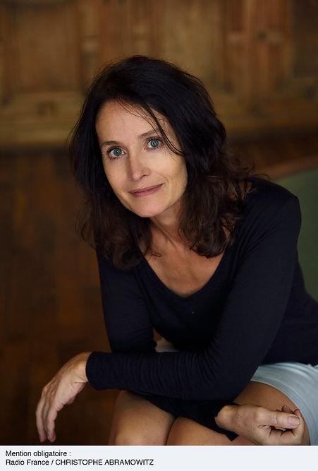 Michèle Caron, photographe Christophe Abramowitz