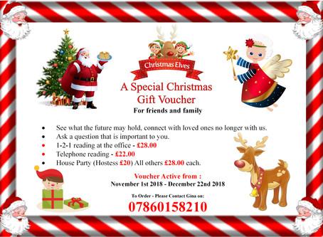 Xmas Special Offers 2018