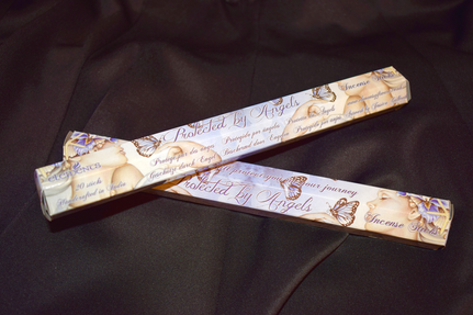 Protected by Angels - Incense Sticks