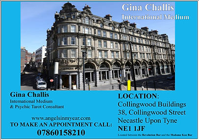 Collingwood Buildings Location