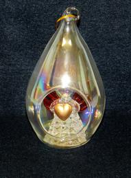 Angel Heart Angel Crystal Dome