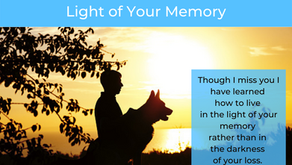 Light of Your Memory