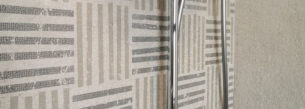 Flavin Ferro | Porcelain tile made in Spain by Dune | Minimal Chic Collection
