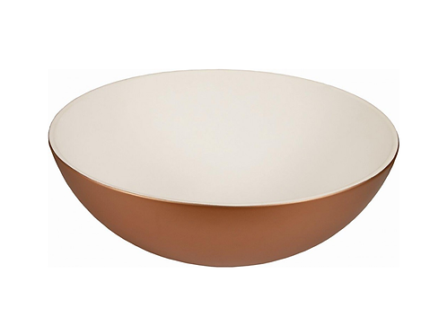 White and Copper Basin
