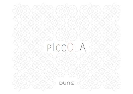 Dune Piccola Catalogue