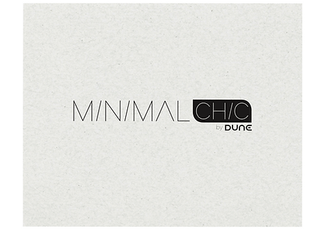 Dune Minimal Chic Catalogue