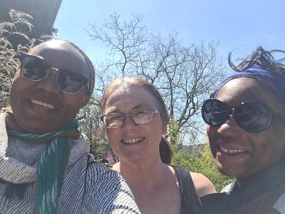 Umbria with Jane, Arlene & Pam