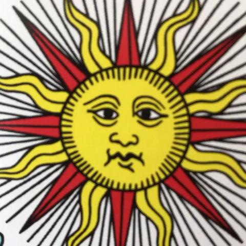 Le Soleil, Arcane XVIIII