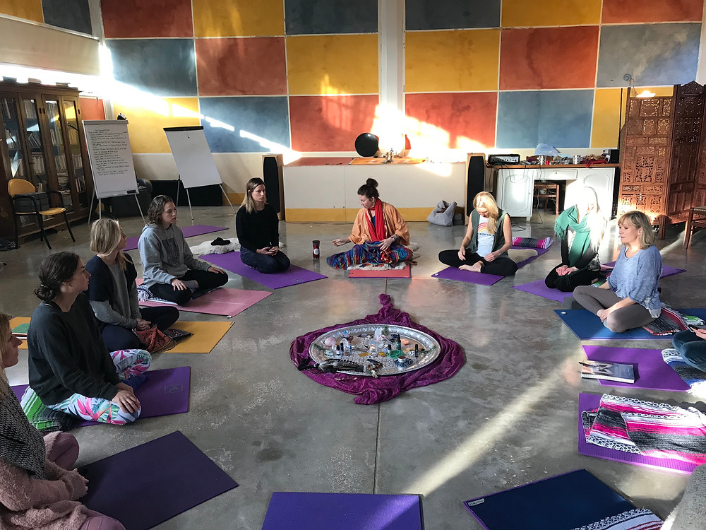 yoga communauté