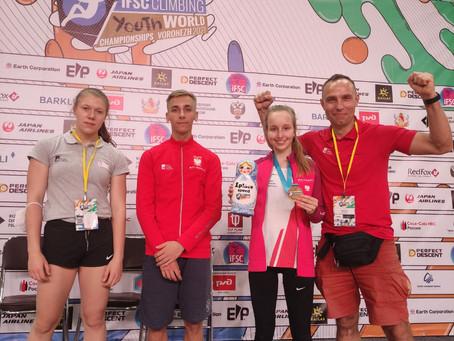 Oskar Szalecki ósmy w Mistrzostwach Świata Juniorów
