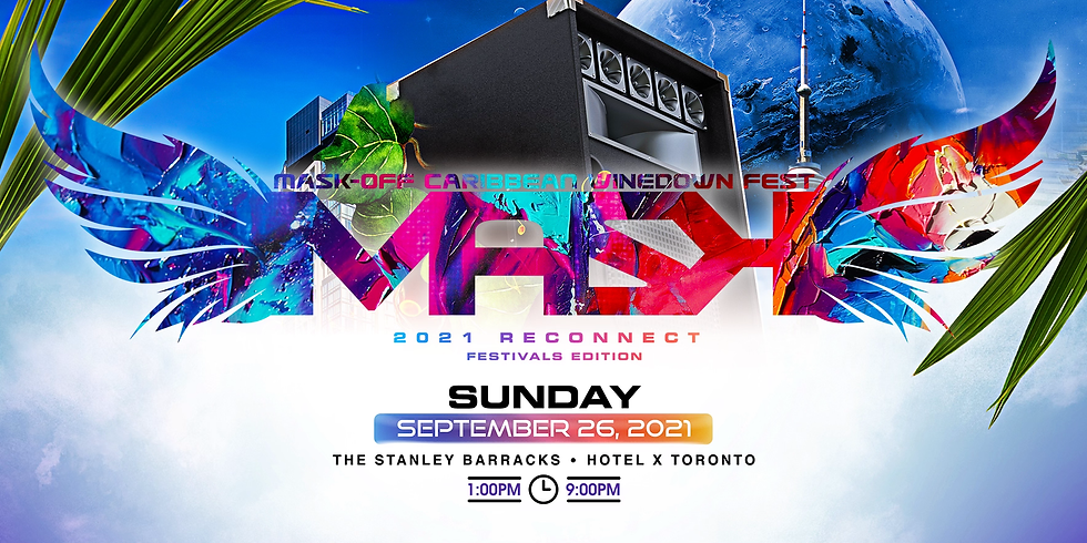 Epic Carnival •Mask-Off Tickets