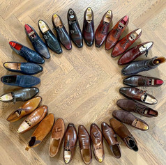 A shoe collection definitely to get inspiration from