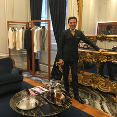 Visiting the Dolce & Gabbana Sartoria in Milan 2016