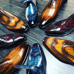 Patina makes shoes come to life!