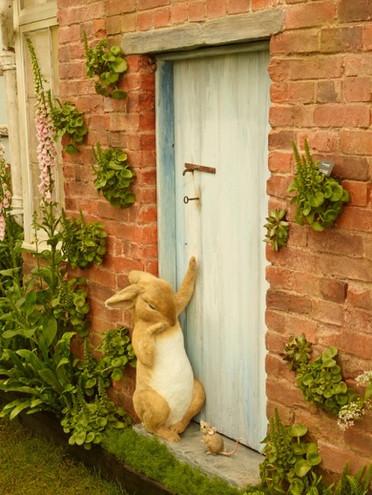 The Peter Rabbit Herb Garden