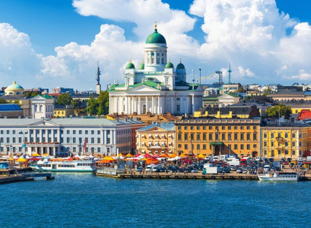 Финляндия. Ваши первые 5 ассоциаций об этой стране.