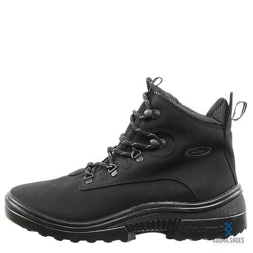 Осенне-зимние кожаные ботинки Kuoma