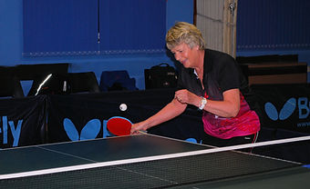 Table Tennis in Leicester, Knighton Park Table Tennis Club, Table Tennis Coaching in Leicester