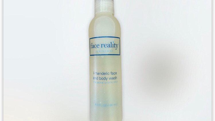 I-Mandelic Face and Body Wash