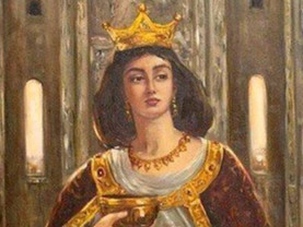 Women who built Jerusalem:                                   Queen Melisende