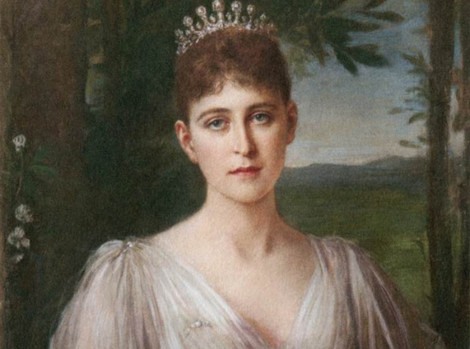 Women who Built Jerusalem:  Eliztaveta Fyodorovna