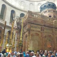 כנסיית הקבר הקדוש ירושלים