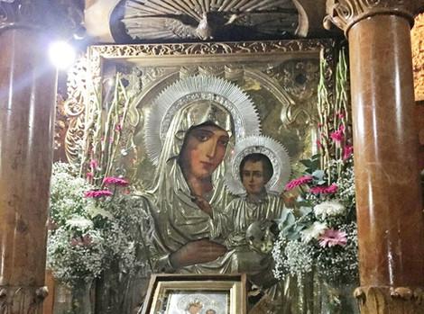Women who built Jerusalem: Mary, mother of Jesus