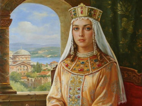 Women  who built Jerusalem:               Aelia Eudocia