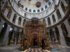 Basilica of the Holy Sepulcher, Jerusalem