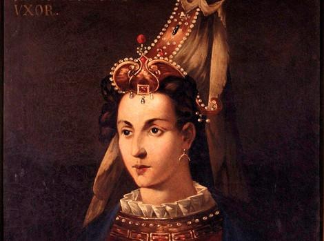 Women who built Jerusalem:           Hürrem Haseki Sultan