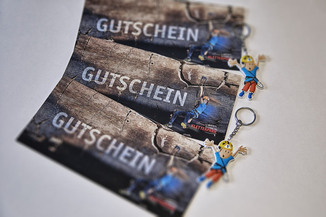GUTSCHEINE - GESCHENKE DIE BEGEISTERN!