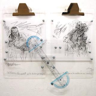 William, Basquiat, and the Magic Balance, 2009