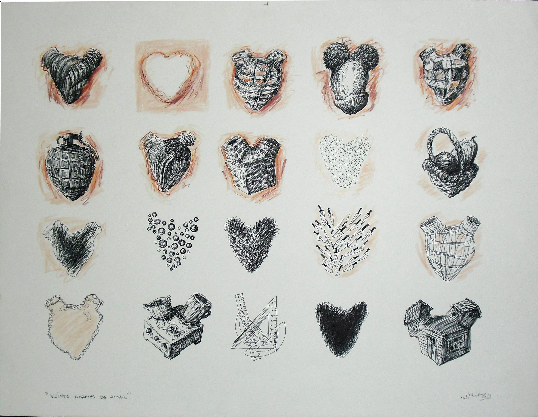 20 formas de amar