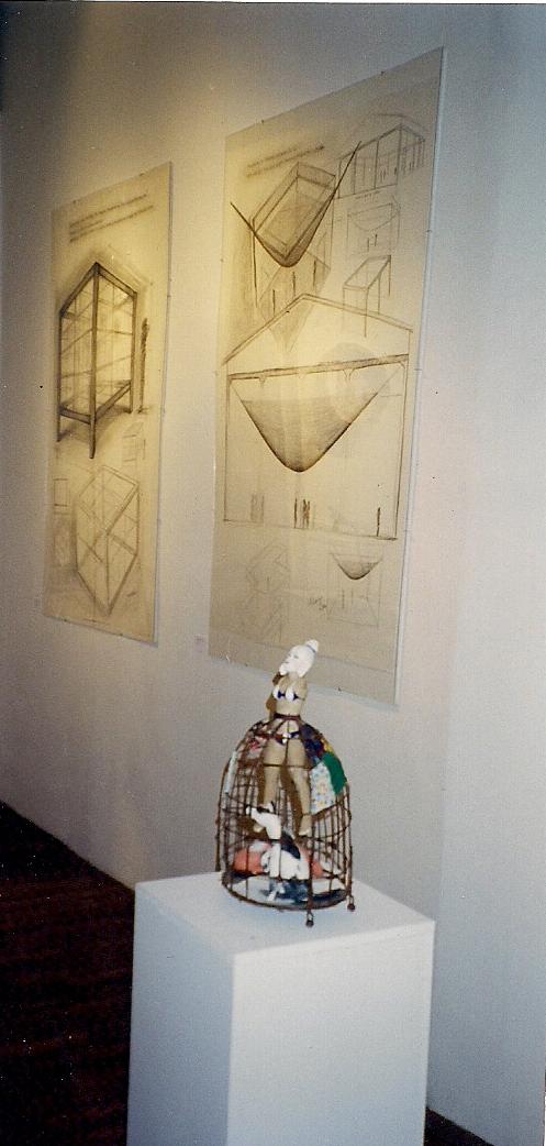 Montaje en la Galería