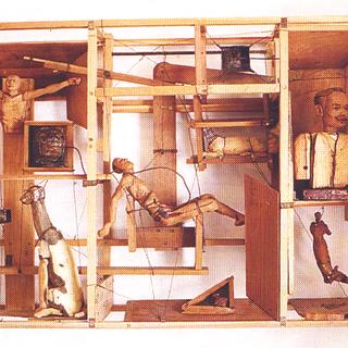 Christ, Martí, the Dogs, and Me, 1994