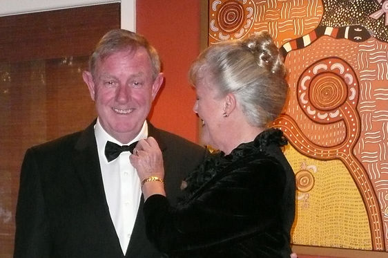 Yvonne and Trevor
