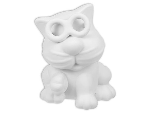 Wassup Kitty Bank - 6""