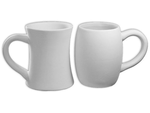 Nesting Mug Set - 12 oz