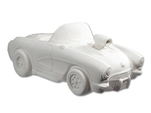 "Corvette Convertible - 7"" x 3.5"""