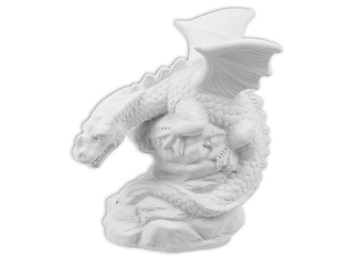 "Medieval Dragon 5"" X 6"""