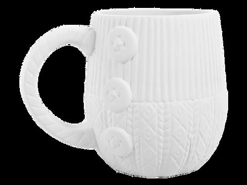 Knit Mug - 14oz