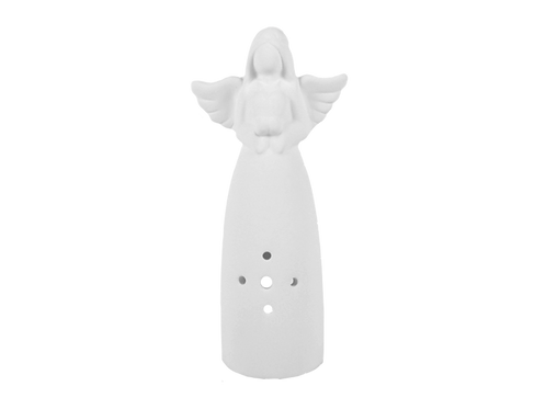 Lighted Angel - 8""