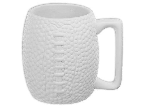 Football Mug - 24 oz