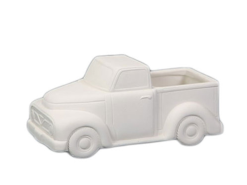 """Vintage Pickup - 7.5"""" X 4.5"""""""