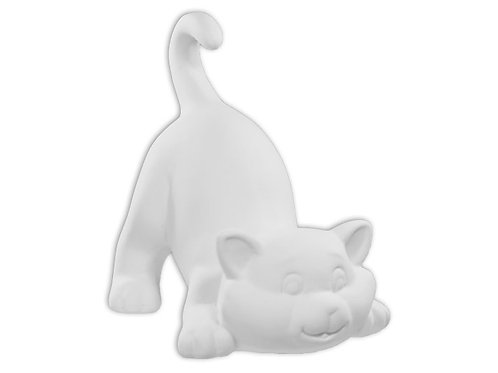 Playful Cat - 5.5""